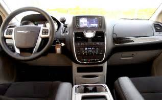 Chrysler Town And Country Dashboard Chrysler Voyager 2012 Interior Pics About Space