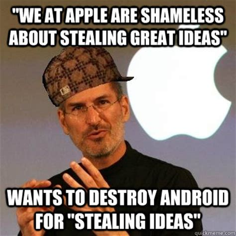 Stealing Memes - quot we at apple are shameless about stealing great ideas
