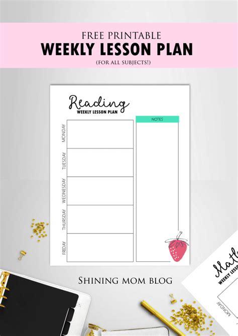 printable lesson plan binder free teacher binder printables over 25 pretty planning