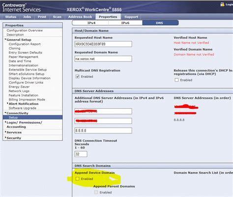 xerox workflow scanning setup work flow scanning setup customer support forum