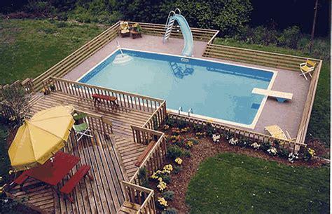 ground  ground  ground pool ideas intheswim