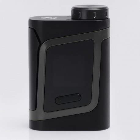 Authentic Smok Gun Metal Mod Only Limited authentic smoktech smok al85 85w gun metal tc vw mod