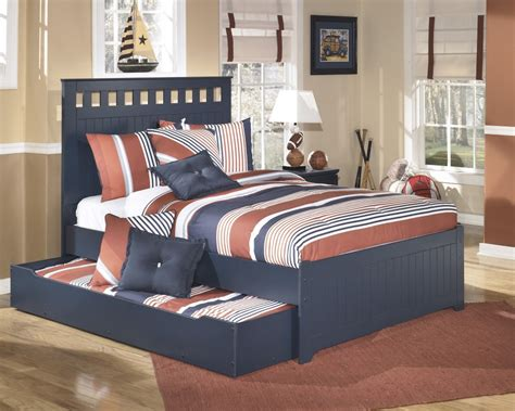 ashley trundle bed b103 60 ashley furniture leo trundle under bed storage
