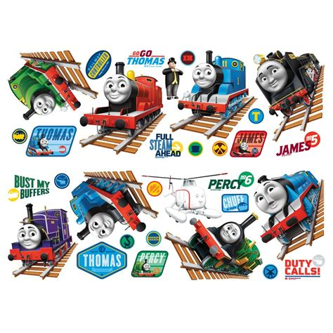 engine wall stickers friends wall stikarounds 32 stickers new tank