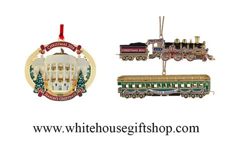 white house christmas ornaments quotes