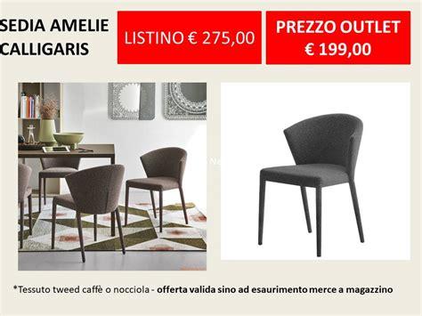sedie offerte outlet emejing calligaris sedie prezzi gallery acrylicgiftware