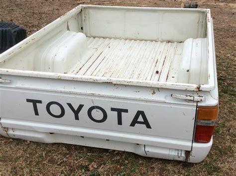 Toyota Bed by Toyota Mini Truck Bed Interchangeability Ih8mud Forum