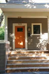 Benjamin Moore Burnt Orange choose the best color for your front door decor10 blog