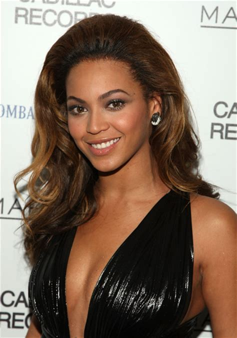 Records New York Beyonce Knowles In Quot Cadillac Records Quot New York Premiere Zimbio