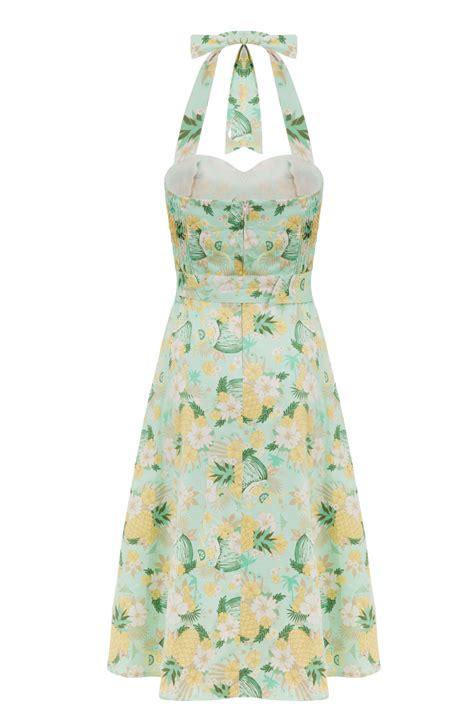 Dress Pineapple by Voodoo Vixen Pineapple Dress Voodoo Vixen Layla Summer