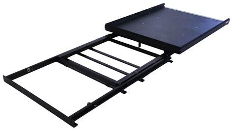 truck bed slide out tray cargoglide 1500xl sliding tray for trucks heavy duty