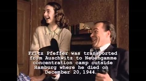 anne frank biography youtube the diary of anne frank final part with description