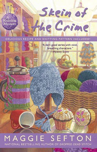 knitting mysteries gumshoe review