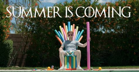 Summer Is Coming Meme - 21 funny summertime memes that are too real
