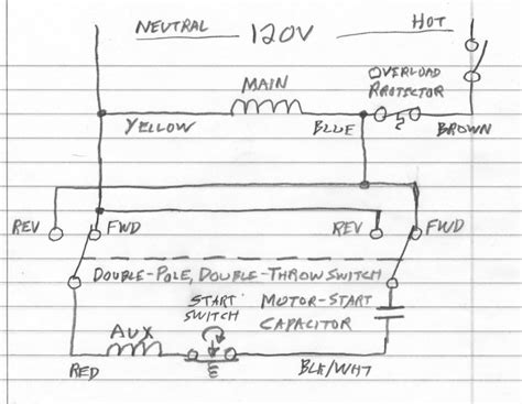 6 lead single phase motor wiring diagram wiring wiring