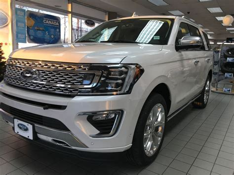 new ford 2018 expedition new 2018 ford expedition platinum in calgary 18ep1926