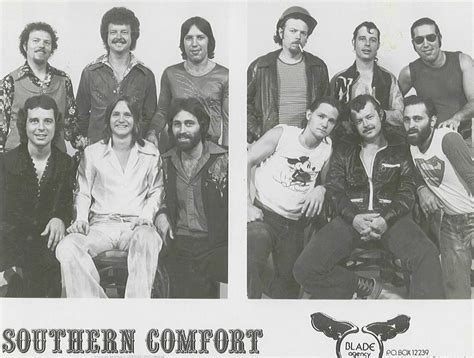 southern comfort band robert f sparre