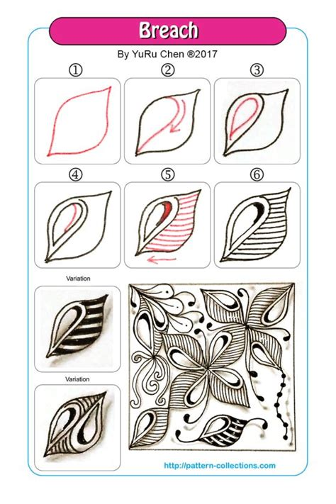 doodle name list 4749 best images about zentangle tutorials on