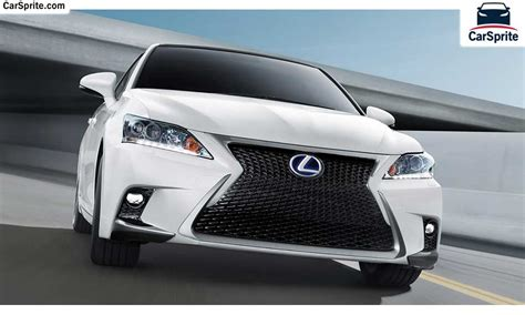 lexus kuwait lexus ct 2017 prices and specifications in kuwait car sprite