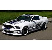 FORD Mustang Shelby GT500 Von Whitesnake  Tuning