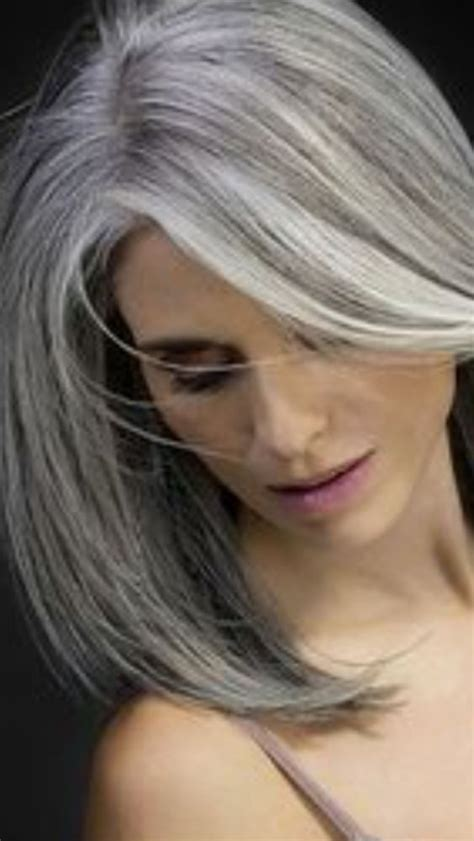 Hairstyles For 60 With Gray Hair by The 25 Best Gray Hairstyles Ideas On