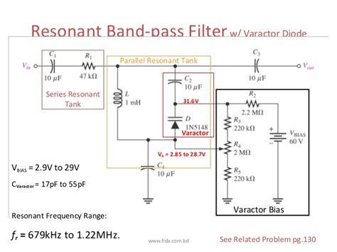 varactor biasing circuit eee201 lecture 6 www fida bd