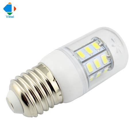 12 Volts Led Light Bulbs 5x Led Light Bulbs 12 Volt E27 E12 E14 B22 Gu10 G9 5w Corn Bulbs Smd5730 27leds 12v Energy