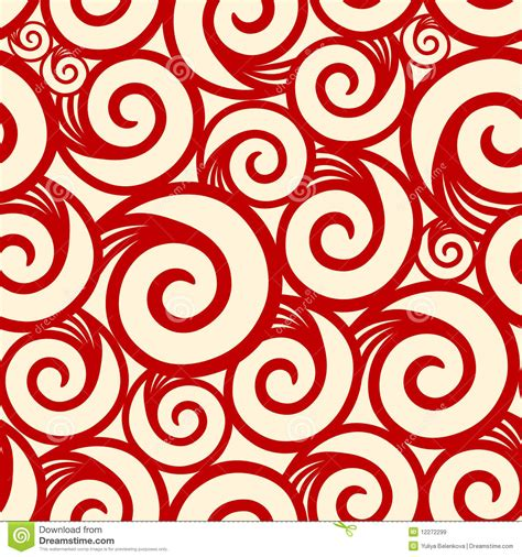 curl pattern en francais curl seamless pattern royalty free stock images image