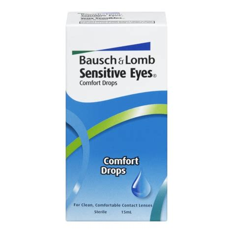 comfort eyes buy bausch lomb sensitive eyes comfort drops in canada