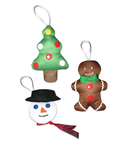 diy christmas ornaments with babyville boutique pul just