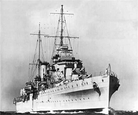 lichte kruiser tameichi hara slag in de javazee vanuit japans