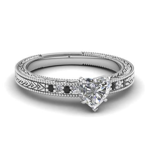 top trends of filigree engagement rings