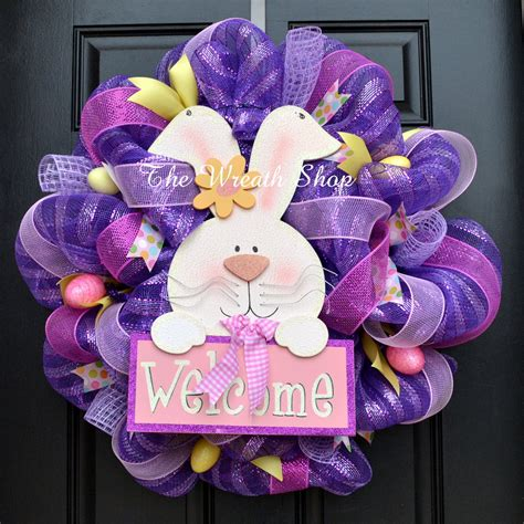 Handmade Wreath Ideas - 16 handmade easter wreath ideas style motivation