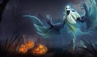 halloween skins lol nocturne league of legends