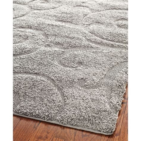 area rug grey charlton home rowes swirl gray area rug reviews wayfair