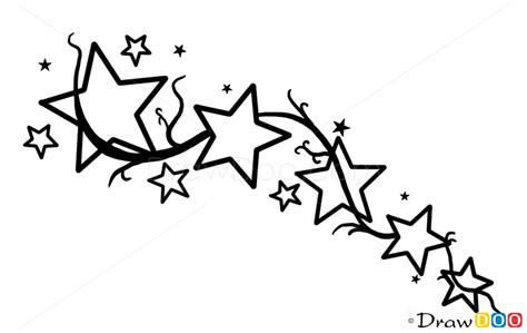 star tattoos for men how to draw tattoo designs
