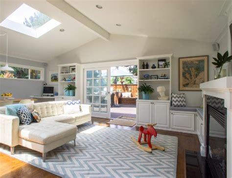 layout ruang keluarga 4 pilihan layout untuk desain ruang keluarga modern