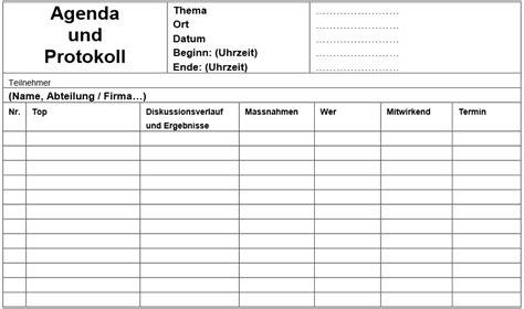 Vorlage Word Agenda Meetings Professionell Gestalten Schmid Consulting