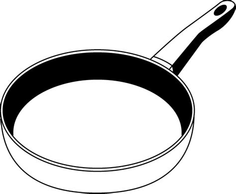 pan clipart frying pan clip clipart best