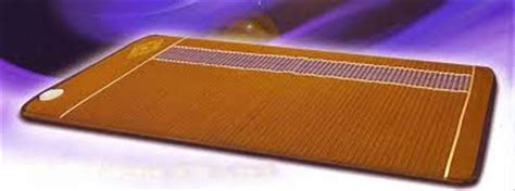 Infrared Biomat Detox by Biomat Detox Far Infrared Fir Mats Jade Amethyst Sauna