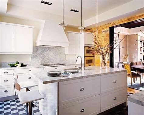 encimeras para cocinas blancas cocinas blancas siempre en tendencia hoy lowcost