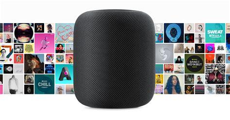 apple homepod apple homepod a breakthrough smart speaker coming in
