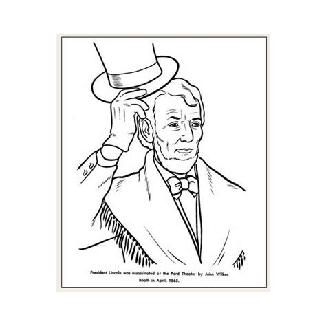 abraham lincoln coloring pages for kindergarten guide to free president lincoln coloring sheets you can