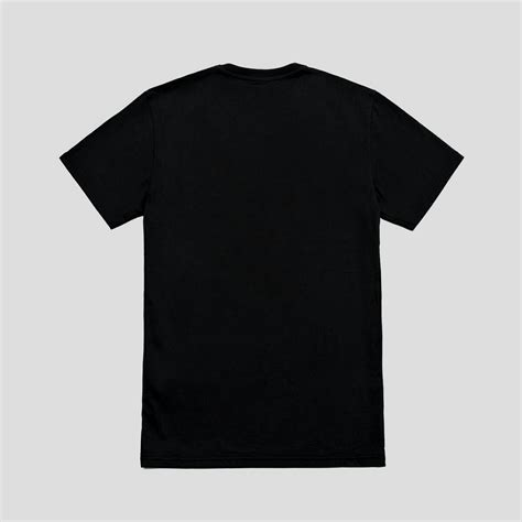 Blank Black T Shirt Blank Template Imgflip Black T Shirt Template