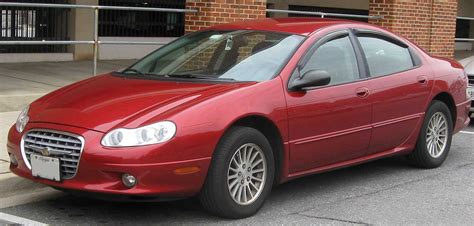 how make cars 2002 chrysler concorde electronic throttle control chrysler concorde wikipedia