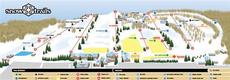 Pine Knob Ski Rates by Trail Map