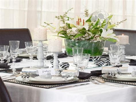 White Table Settings Indoor White Table Setting Ideas For White Table Decorations Ideas