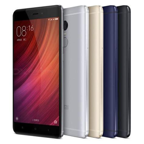 Xiaomi Ram 4gb xiaomi redmi note 4 5 5 quot phone w 4gb ram 64gb rom blue free shipping dealextreme