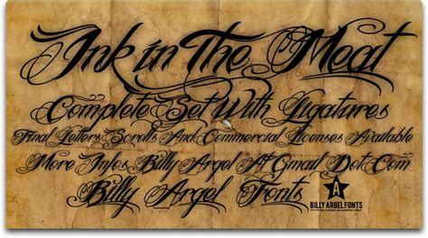 tattoo font unique unique vtks tattoo font designs tattoos