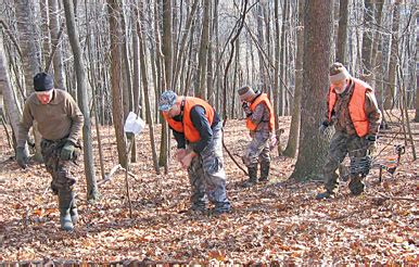 how to your to track deer guide to blood tracking deer
